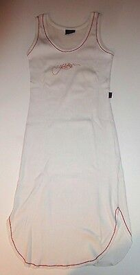Robe Collector S Kulte Blanche Taille Longue Mi N80wPnOkZX