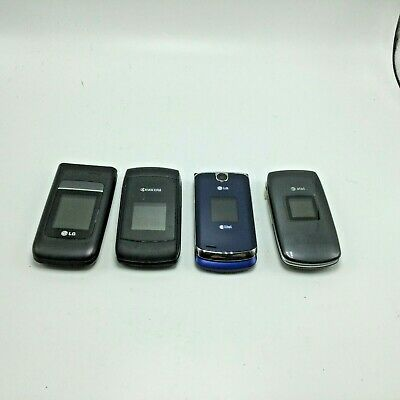 Lot Of 19 Assorted Old Cell Phones Some Vintage Some Not