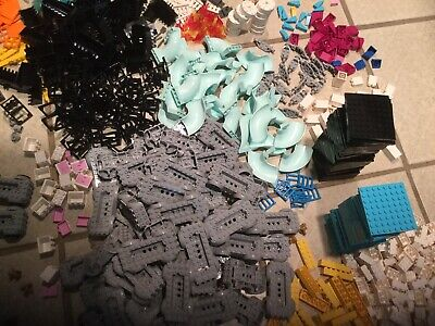 Lego Lot Of 200 Random New Parts & Pieces, Great Mix!  Free Shipping!