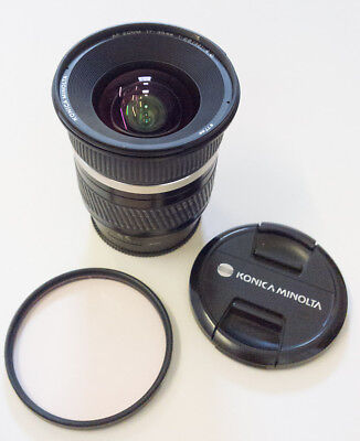 Minolta AF 17-35 mm f/2.8 - 4.0 D E for Sony A-Mount boxed