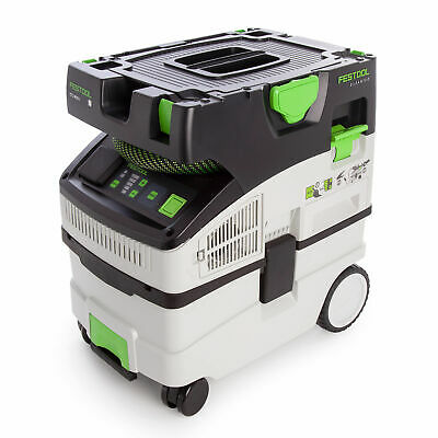 Festool 574835 Mobile Dust Extractor CTL MIDI I GB CLEANTEC 240V