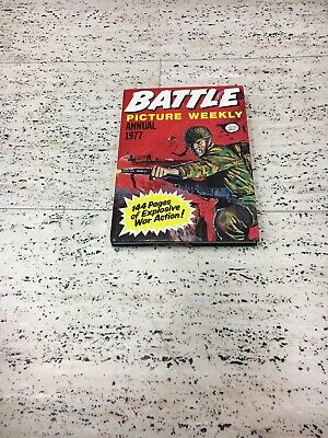 Battle Picture Weekly Annual 1977