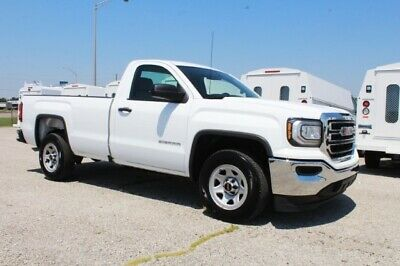 2017 Sierra 1500 2WD Regular Cab 2017 GMC Sierra 1500, Summit White - White with 12,207 Miles available now!