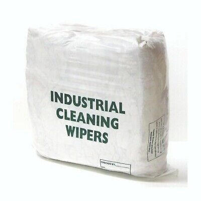 Corduroy Heavy Duty Cleaning Wipes 10kg | Engineers Rags Remove Oil, Grease etc.