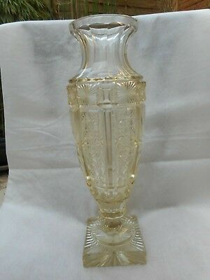 grand vase  ancien cristal baccarat? saint louis?