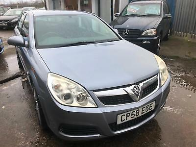 Vauxhall Vectra 2008 (58) 1.8 FULL SERVICE HISTORY,1 OWNER,LOW MILES FOR YEAR