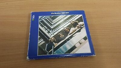 The Beatles:The Beatles: 1967-1970 (CD)(The Blue Album)(2010)(Reissue,Remastered
