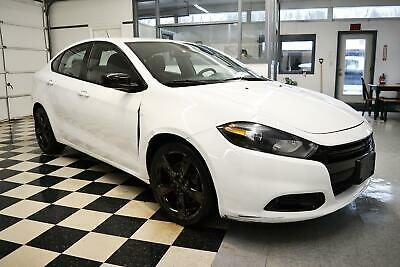 2015 Dart NO RESERVE 2015 Dodge Dart 48k Miles Rebuildable Salvage Car Repairable Damaged Wrecked