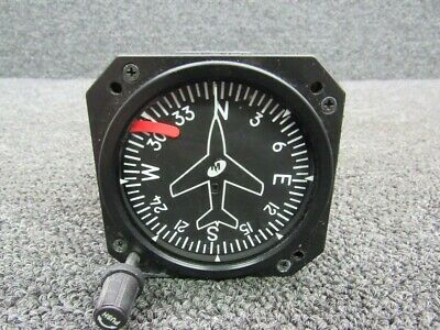 3300-10 Mid Continent Directional Gyro Indicator CORE (Volts: 10-32)