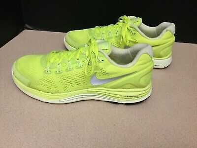 watch 3496b 3741b Mens Nike Lunarglide 4 Running Shoes. Size 11. Good Condition!