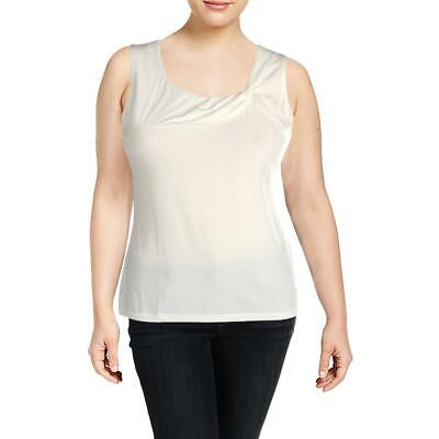 Royal Robbins Womens Essential Tencel Ivory Tank Top Shell XL BHFO 5336