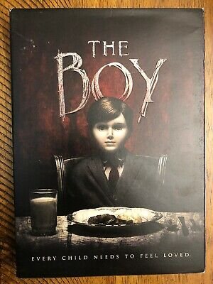 The Boy (DVD, 2016) NEW! Free Shipping in Canada!