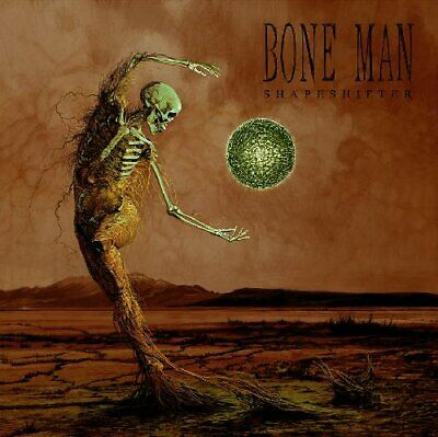 BONE MAN - Shapeshifter - CD Pink Tank