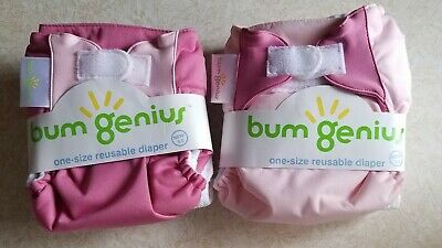 EXTREMELY RARE Bumgenius Easter Pocket One Size Cloth Diapers NEW IN PACKAGING!!