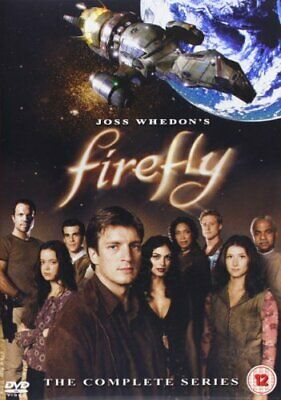 Firefly - The Complete Series [DVD] [2003] By Nathan Fillion,Gina Torres,Joss.