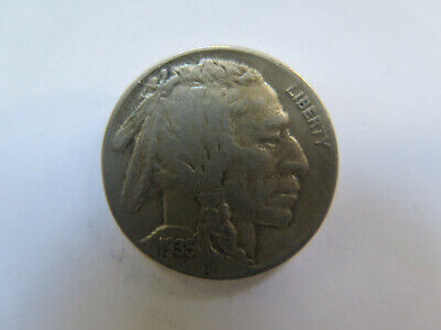 1935 S USA INDIAN HEAD NICKEL in VERY NICE COLLECTABLE CONDITION