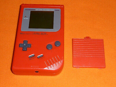 Nintendo Game Boy Classic Konsole Rot - Special Edition !