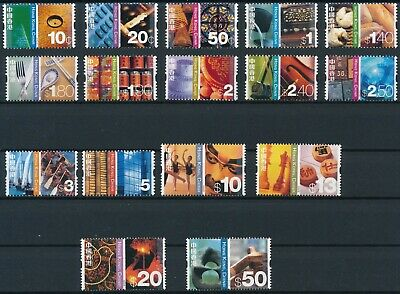 [H16286] Hong Kong 2002 CULTURE Good set of stamps very fine MNH VALUE 60$
