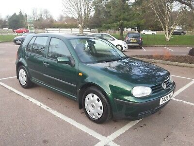 Golf Mk4 Tdi Full Service History Recent Cam/belt Well Maintained