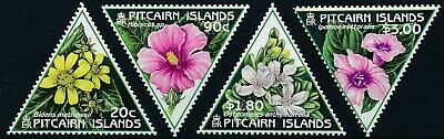 [H16621] Pitcairn Islands 1998 FLOWERS - Flora Good set of stamps very fine MNH