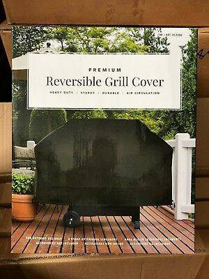Job lot x 10   Heavy Duty X-Large Reversible Premium  BBQ/Barbecue Grill Cover