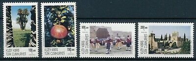 [H11921] Turkish Cyprus 1996 : Good Set of Very Fine MNH Stamps - $40