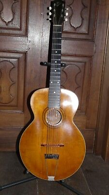 Gibson L1 vintage 1912 archtop acoustic guitar