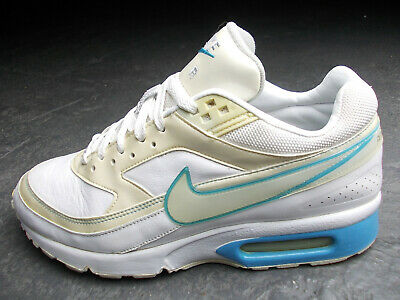 the latest f4fbf b3310 Nike Air Max Bw Classic 90 97 270 Command Skyline 40 Weiss Blau Leder Lack  Top