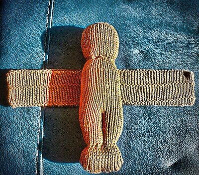 knitted Angel of the North