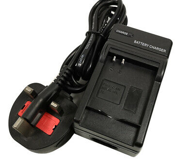 Battery AC Charger for Canon NB-4L NB-4LH IXUS 130 IS 40 50 55 60 65 70 75 80 i7