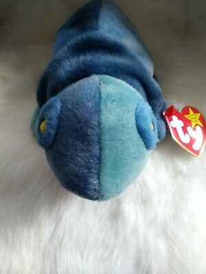 """1997 TY Beanie Baby """"Rainbow"""" Retired with Tags"""