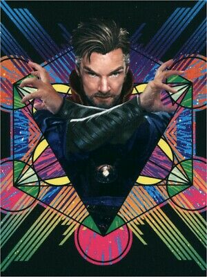 Mystic Card #3//125 Doctor Strange 2016 Panini Marvel Trade Card C2547