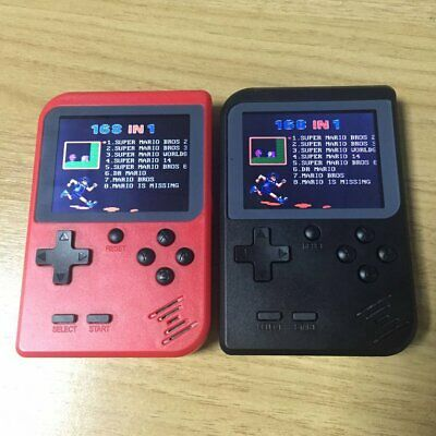 Mini Handheld Game Player Built-in Classic Games Console Gift For Children HK