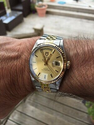 Rolex Tudor Oyster Prince Day-date 94613.