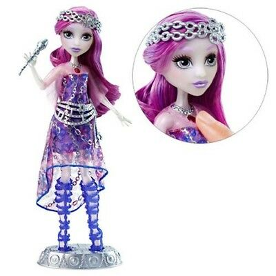 Monster High Singing Popstar Ari Hauntington Doll (New batteries included)