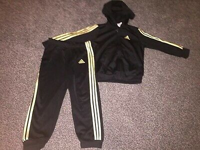 Boys Adidas Tracksuit Age 2-3 Years