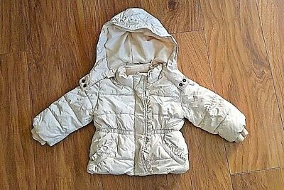 Baby Girl GAPJacket Coat Age 6-12 Months