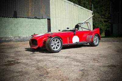Caterham 1986 Seven Race Car