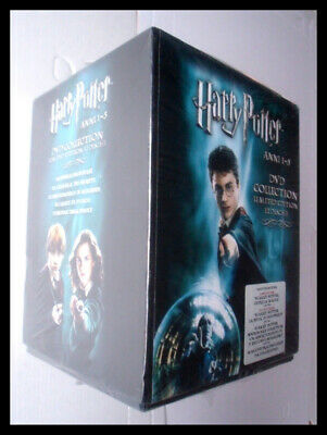 Harry Potter - Anni 1-5 - Dvd Collection Limited Edition - 12 Dvd - Box, Raro!!