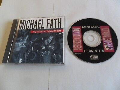 Michael Fath - Suspended Animation (CD) Rock