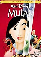 Mulan (Disney Gold Classic Collection), Very Good DVD, Miguel Ferrer, Harvey Fie