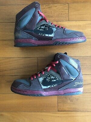 0ecf2b0d7 NIKE SHOES ZOOM Oncore High 6.0 Shoes Mens 8.5 3 Inches Of Blood ...