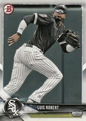 Lot of (25) 2018 Bowman Draft LUIS ROBERT Rookie Card BD-188 White Sox