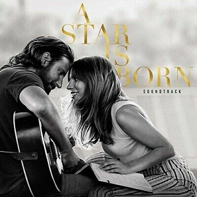 A Star Is Born Soundtrack Bestseller Lady Gaga Bradley Cooper Masterpiece UK