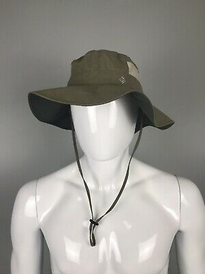 COLUMBIA lightweight Green bucket   outdoors   sun hat (one size fits most) dc079bf7622b