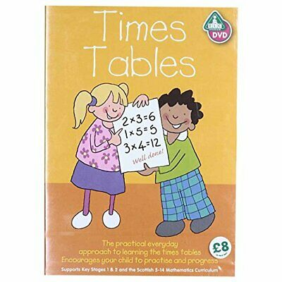 Times Tables [DVD] By Early Learning Centre.