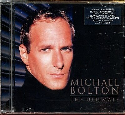 Michael Bolton / The Ultimate - MINT