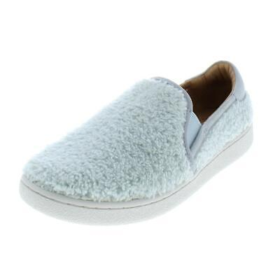 262a444d056 UGG WOMENS RICCI Blue Fuzzy Fashion Sneakers Shoes 5 Medium (B,M ...