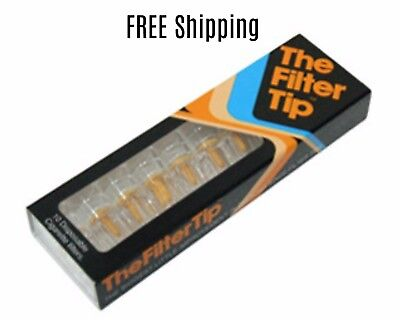 Filter Tips Kamaya 10 Disposable Cigarette Filters Reduces Tar Popular Brand