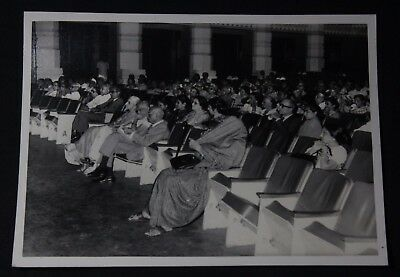 Indian Old Vintage Very Fine Black & White Photograph Collectible 29